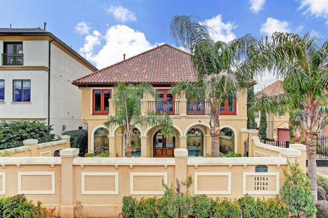 1814 Nantucket Drive A, Houston, TX 77057 (MLS #31085247) :: Texas Home Shop Realty