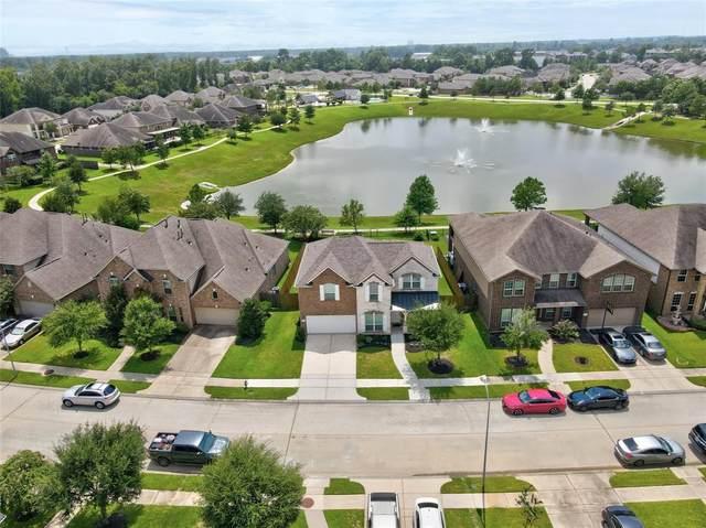 18607 Richland Falls Lane, Spring, TX 77379 (MLS #3120639) :: The Home Branch