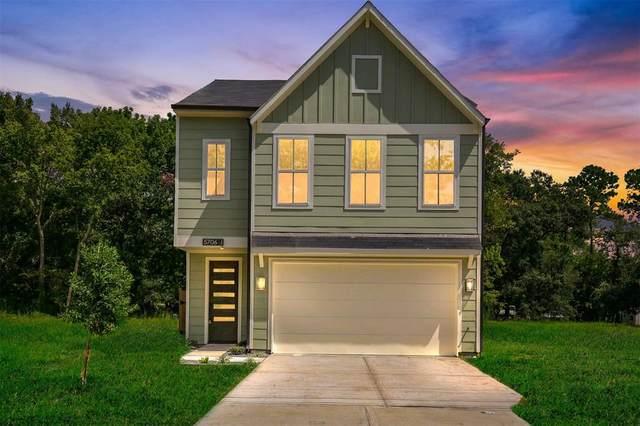 5706 Balbo Street, Houston, TX 77091 (MLS #31765166) :: The Home Branch