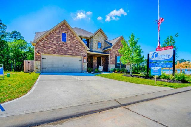 24023 Willow Rose, Spring, TX 77389 (MLS #32525093) :: Giorgi Real Estate Group