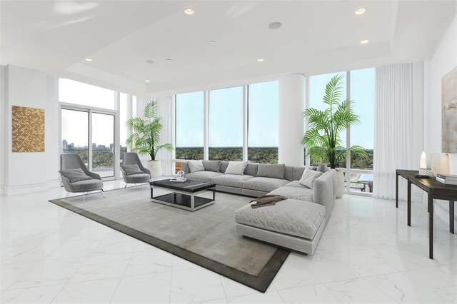 2727 Kirby Drive 14L, Houston, TX 77098 (MLS #32850178) :: All Cities USA Realty