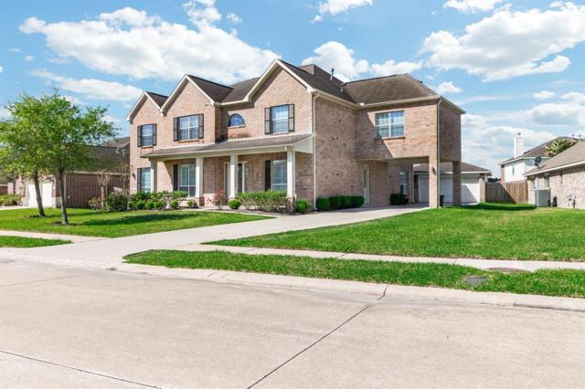 3202 Longhorn Circle, Manvel, TX 77578 (MLS #33561855) :: Magnolia Realty