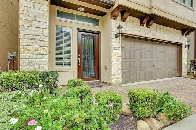 10604 Enclave Springs Court, Houston, TX 77043 (MLS #33853917) :: The Home Branch