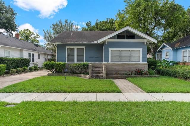1126 Jerome Street, Houston, TX 77009 (MLS #34213230) :: Texas Home Shop Realty