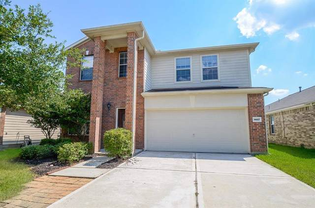 14427 Pennland Lane, Cypress, TX 77429 (MLS #34300220) :: CORE Realty