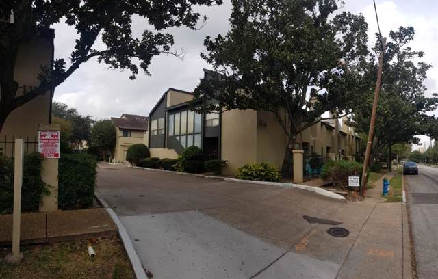 1116 Bering Drive #10, Houston, TX 77057 (MLS #34687520) :: The SOLD by George Team