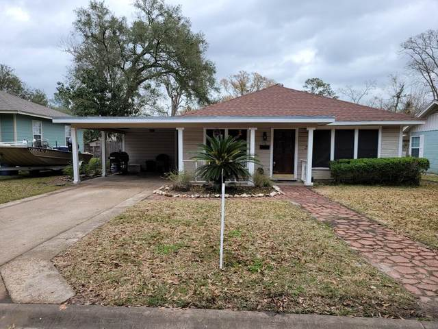116 Britton Drive, Silsbee, TX 77656 (MLS #34798222) :: The Bly Team