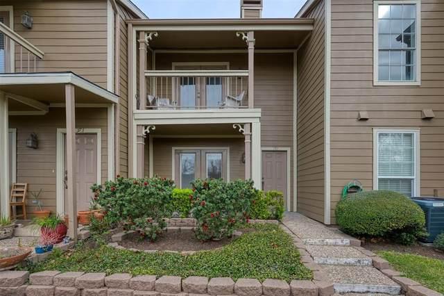 1860 White Oak Drive #351, Houston, TX 77009 (MLS #35469565) :: Christy Buck Team