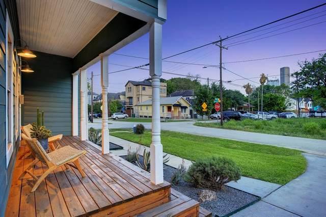1202 Summer Street, Houston, TX 77007 (MLS #36184191) :: The Property Guys