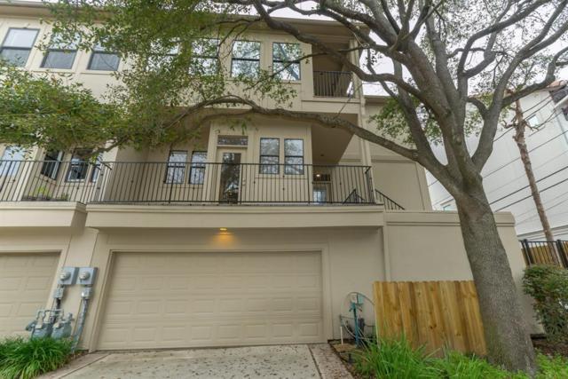 6500 Rodrigo Street B, Houston, TX 77007 (MLS #36602838) :: Texas Home Shop Realty