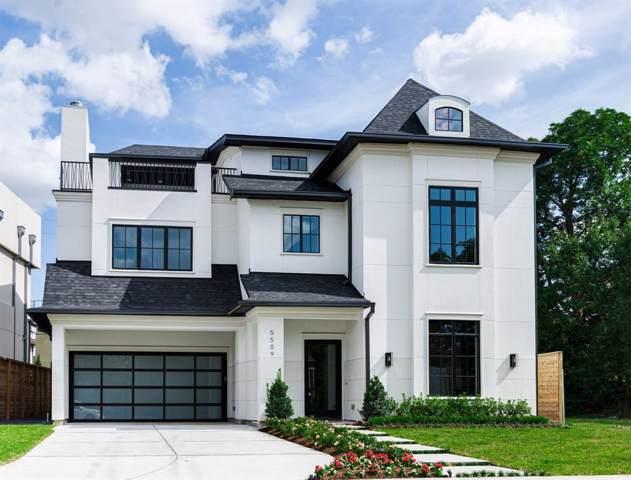 5509 Navarro Street, Houston, TX 77056 (MLS #36629116) :: Green Residential