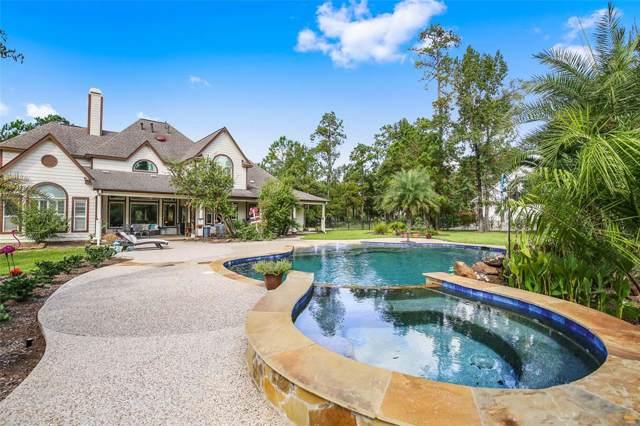 9818 Azure Lake Drive, Magnolia, TX 77354 (MLS #36781852) :: Giorgi Real Estate Group