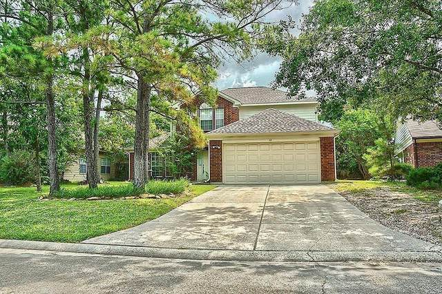 68 Laughing Brook Court, The Woodlands, TX 77380 (MLS #38076054) :: The Bly Team