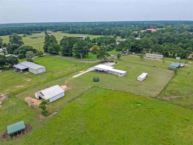 1416 County Road 2291, Cleveland, TX 77327 (MLS #38806872) :: The SOLD by George Team