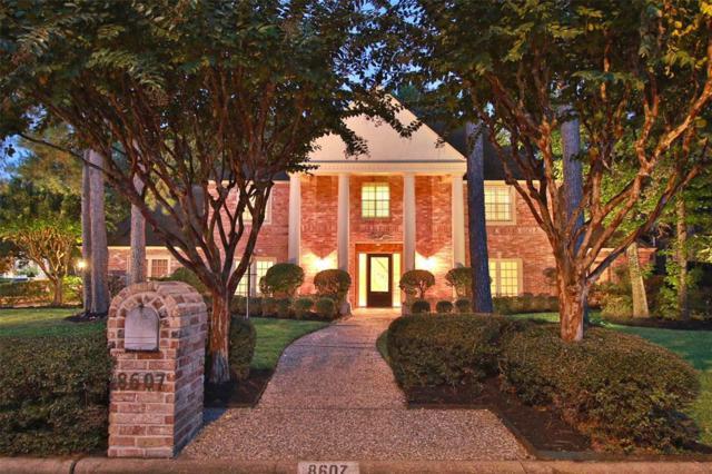 8607 Ashridge Park Drive, Spring, TX 77379 (MLS #3912268) :: Grayson-Patton Team