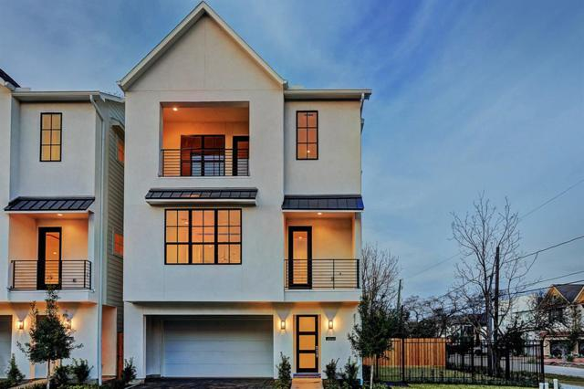 4304 Floyd Street A, Houston, TX 77007 (MLS #39205580) :: Texas Home Shop Realty