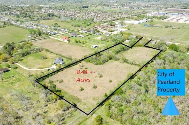 6524 W Orange Street, Pearland, TX 77581 (MLS #40560005) :: Green Residential