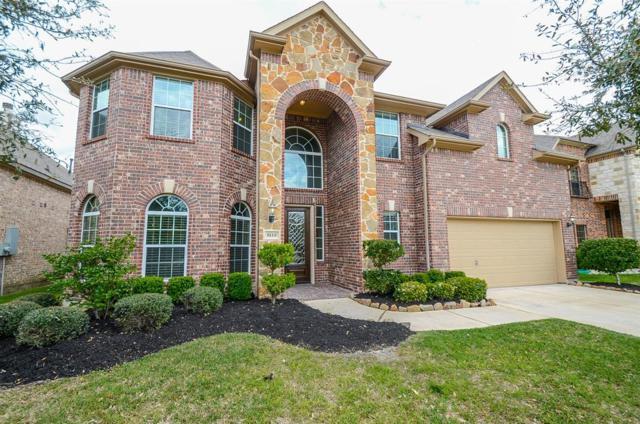 8119 Paddle Rock Lane, Rosenberg, TX 77469 (MLS #41103612) :: Texas Home Shop Realty