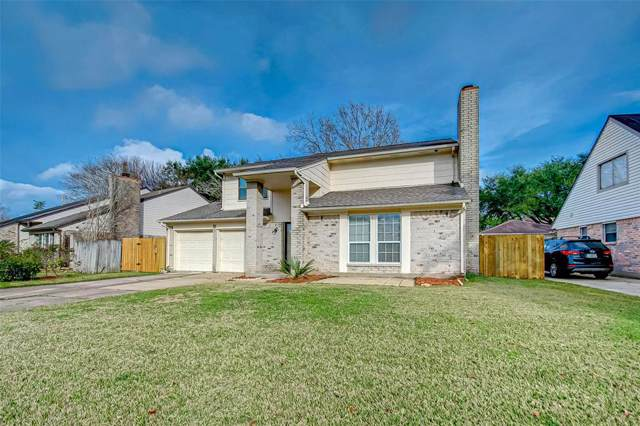 204 Heathgate Drive, Houston, TX 77062 (MLS #41196189) :: The SOLD by George Team