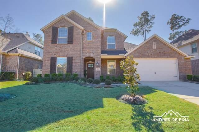 10215 S Goshawk Trail, Conroe, TX 77385 (MLS #41391910) :: The Home Branch