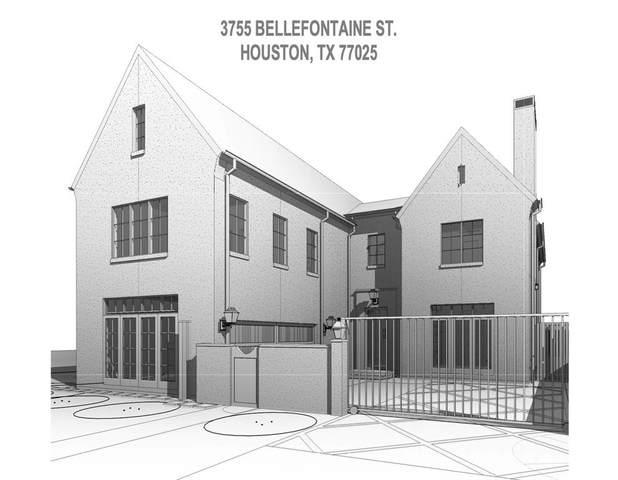 3755 Bellefontaine Street, Houston, TX 77025 (#41562858) :: ORO Realty