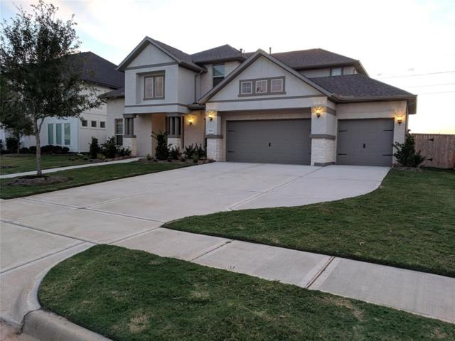 2706 Rainflower Meadow Lane, Katy, TX 77494 (MLS #41664650) :: Connect Realty