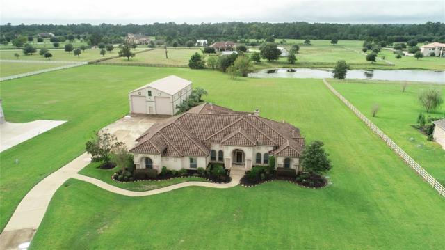 444 High Meadow Ranch Drive E, Magnolia, TX 77355 (MLS #41756748) :: The SOLD by George Team
