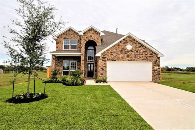 23109 Zinfandel Drive, Alvin, TX 77511 (MLS #42164613) :: Texas Home Shop Realty
