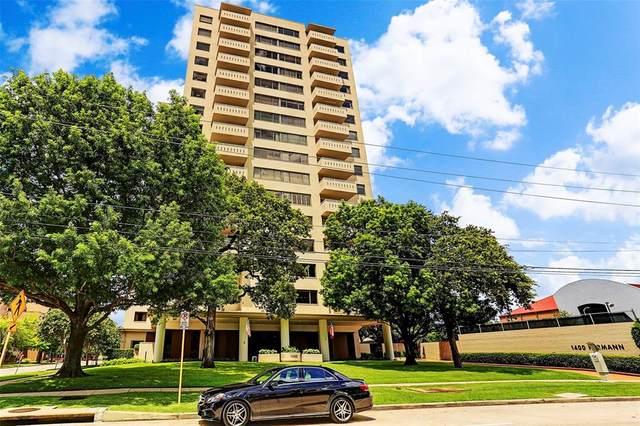 1400 Hermann Drive 14CD, Houston, TX 77004 (MLS #42784226) :: The Freund Group
