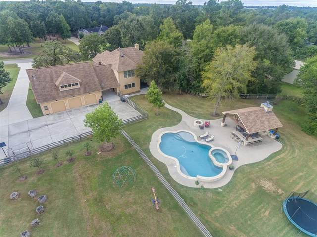 24020 Pecan Cove W, Montgomery, TX 77356 (MLS #44208160) :: The Home Branch