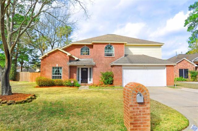 8027 12th Fairway Lane, Humble, TX 77346 (MLS #44435502) :: Texas Home Shop Realty