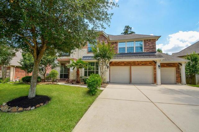 107 Forest Valley Bend, Conroe, TX 77384 (MLS #44566922) :: The SOLD by George Team
