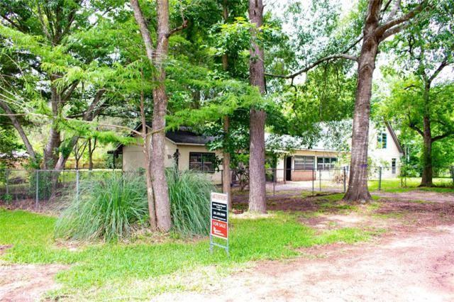 123 Shady Lane, Huffman, TX 77336 (MLS #44793540) :: Texas Home Shop Realty