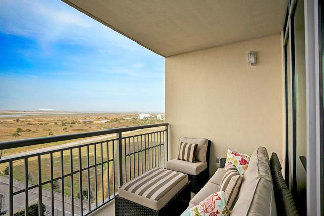 801 E Beach Drive Bc0612, Galveston, TX 77550 (MLS #4505414) :: Giorgi Real Estate Group