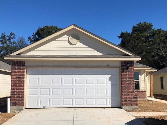 21230 Bush Brook Bend, Tomball, TX 77377 (MLS #45122798) :: Giorgi Real Estate Group