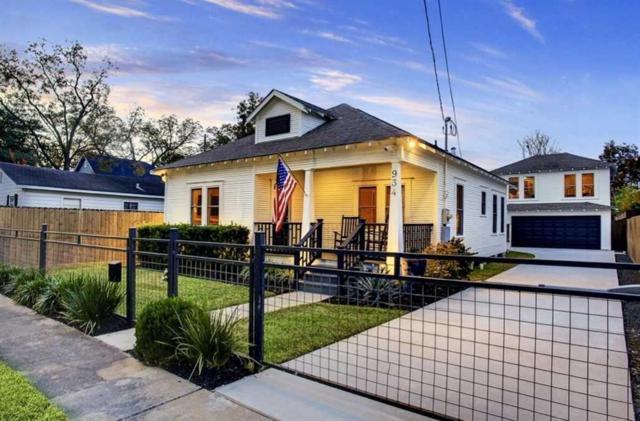 934 Louise Street, Houston, TX 77009 (MLS #45166606) :: Texas Home Shop Realty