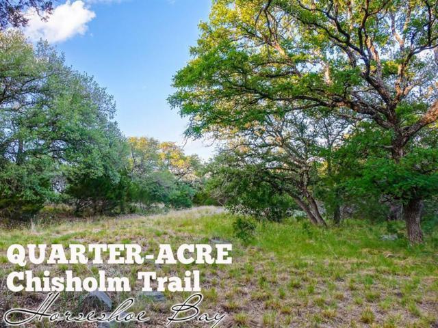 K11091 Chisom Trail, Horseshoe Bay, TX 78657 (MLS #45339254) :: Texas Home Shop Realty