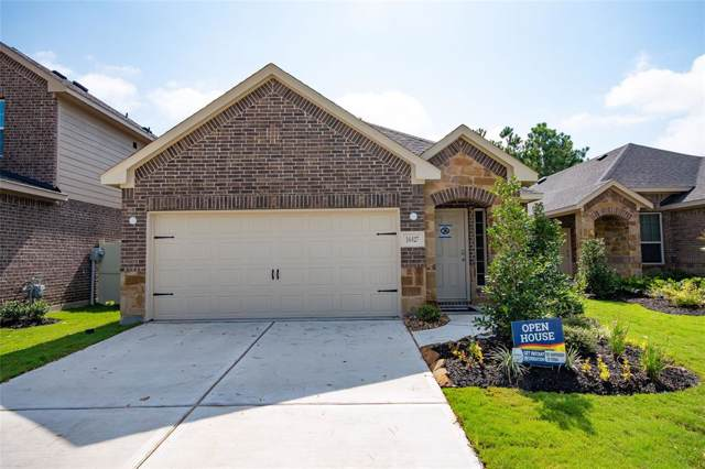 16427 Rosary Pea Place, Conroe, TX 77385 (MLS #45510173) :: Giorgi Real Estate Group
