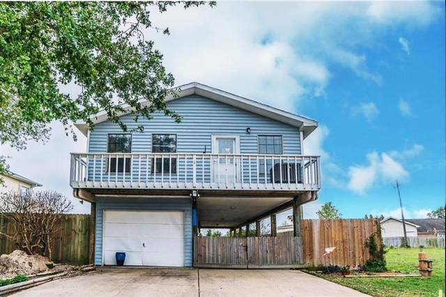 12833 E Conquistador, Galveston, TX 77554 (MLS #46571580) :: The Queen Team