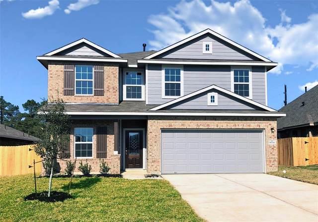 18714 Legend Oaks Drive, Magnolia, TX 77355 (#47556888) :: ORO Realty