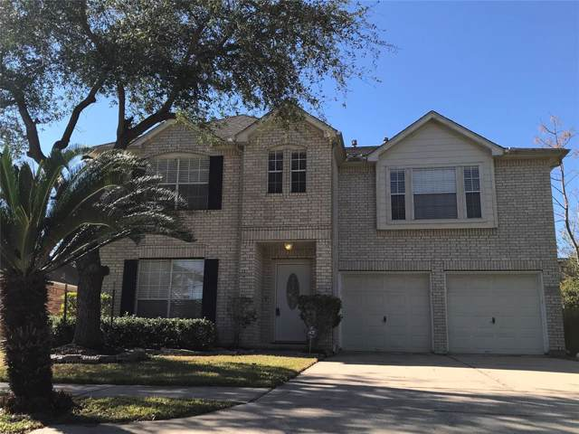2208 Day Drive, Pearland, TX 77584 (MLS #48437415) :: Texas Home Shop Realty