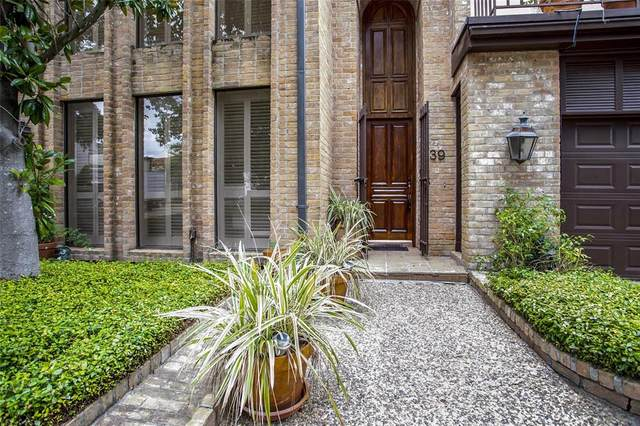 10 S Briar Hollow Lane #39, Houston, TX 77027 (MLS #48697704) :: Lerner Realty Solutions