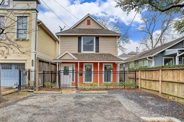1526 Dorothy Street, Houston, TX 77008 (MLS #48703972) :: Ellison Real Estate Team