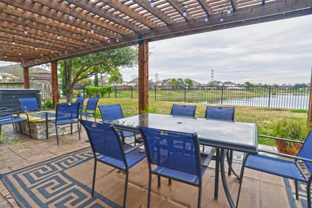 2511 Rose Bay Drive, Pearland, TX 77584 (MLS #48867990) :: The SOLD by George Team