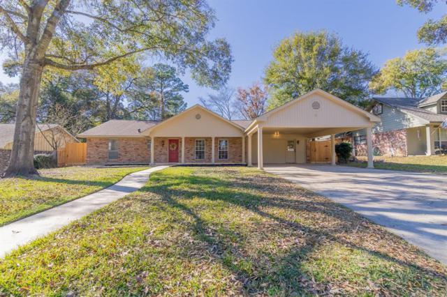 2107 Timberlane Street, Conroe, TX 77301 (MLS #48930971) :: Texas Home Shop Realty