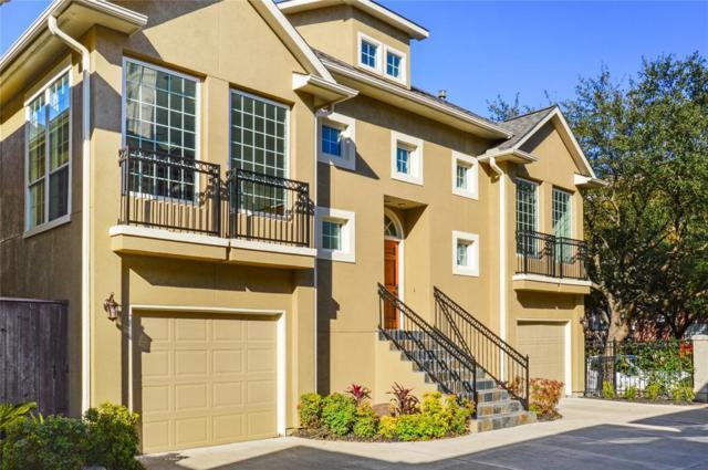 5305 Fayette Street, Houston, TX 77056 (MLS #49199445) :: Texas Home Shop Realty