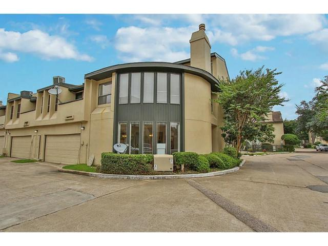1116 Bering Drive #16, Houston, TX 77057 (MLS #49428542) :: REMAX Space Center - The Bly Team
