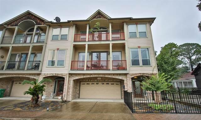 507 Sabine Street, Houston, TX 77007 (MLS #49724831) :: Green Residential