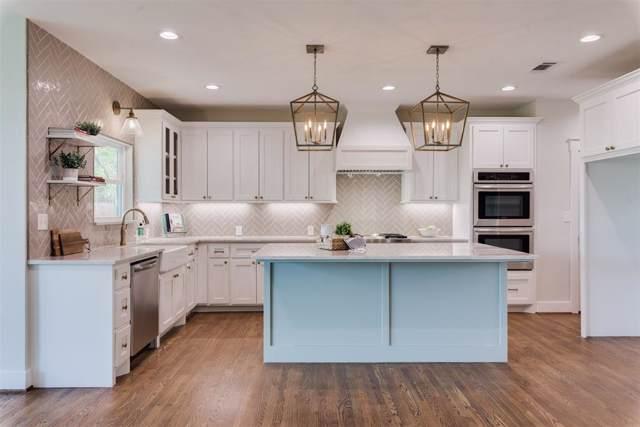 1722 Creek Drive, Houston, TX 77055 (MLS #49848725) :: Texas Home Shop Realty