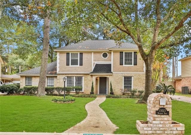13027 Belgrave Drive, Cypress, TX 77429 (MLS #49938686) :: Texas Home Shop Realty